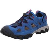 Schuhe Jungen Sportliche Sandalen Meindl Bergschuhe Rudy Junior 2056 blau