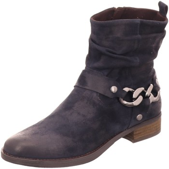 Schuhe Damen Low Boots Spm Shoes & Boots Stiefeletten 1351 06099177-01090-04004 blau