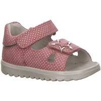 Schuhe Mädchen Babyschuhe Superfit Maedchen Letti 4-09016-55 rot