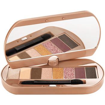 Beauty Damen Set Lidschatten  Bourjois Eye Catching Nude Eyeshadow Palette 1 u