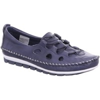 Schuhe Damen Slipper Gemini Slipper 003115-01/802 blau