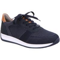 Schuhe Herren Sneaker Low Ara Schnuerschuhe Fusion 1136001-13-lisboa-fusion4 blau