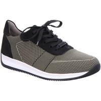Schuhe Herren Sneaker Low Ara Schnuerschuhe LISBOA LISB 1136001-18 oliv