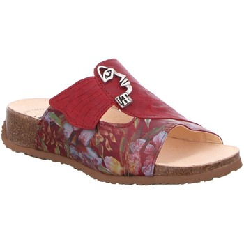 Schuhe Damen Pantoffel Think Pantoletten Mizzi 4-84352-74 5 rot