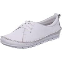 Schuhe Damen Derby-Schuhe Gemini Schnuerschuhe 311278-01/001 weiß