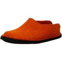 Schuhe Damen Hausschuhe Haflinger 311013 243 orange
