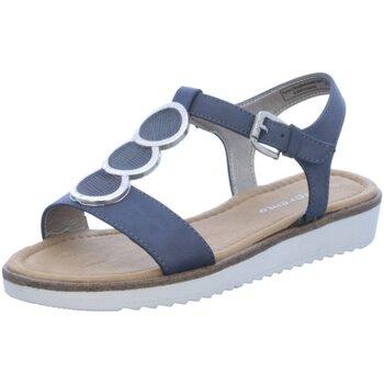 Schuhe Damen Sandalen / Sandaletten Supremo Sandaletten 6920901 NAVY blau