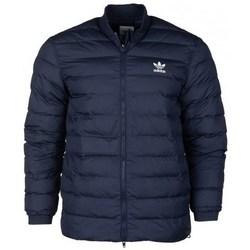 Kleidung Herren Daunenjacken adidas Originals Originals Superstar Outdoor Blau