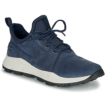 Schuhe Herren Sneaker Low Timberland BROOKLYN LACE OXFORD Blau
