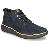 Schuhe Herren Sneaker High Timberland CROSS MARK PT CHUKKA Blau