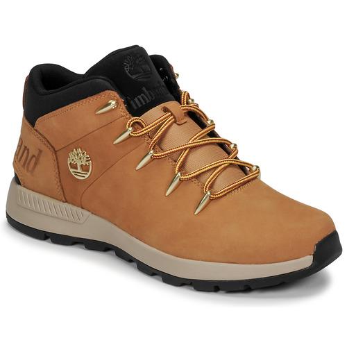 Schuhe Herren Boots Timberland EURO SPRINT TREKKER Braun