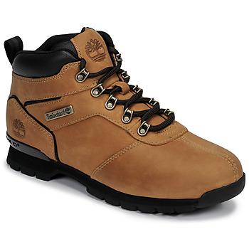 Schuhe Herren Boots Timberland SPLITROCK 2 Braun