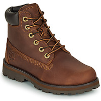 Schuhe Kinder Boots Timberland COURMA KID TRADITIONAL6IN Braun