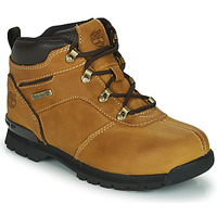Schuhe Kinder Boots Timberland SPLITROCK 2 Braun