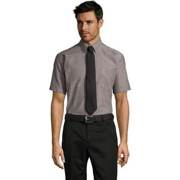 Kleidung Herren Kurzärmelige Hemden Sols BRISBANE ORIGINAL WORK Plata
