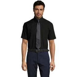 Kleidung Herren Kurzärmelige Hemden Sols BRISBANE ORIGINAL WORK Negro