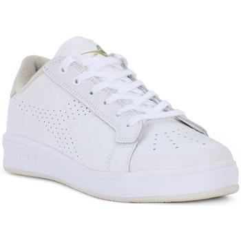 Schuhe Herren Sneaker Low Diadora MARTIN PREMIUM Bianco