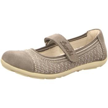 Schuhe Mädchen Ballerinas Salamander Spangenschuhe 331497425 grau
