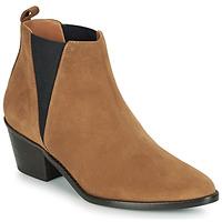 Schuhe Damen Boots Castaner GABRIELA Cognac