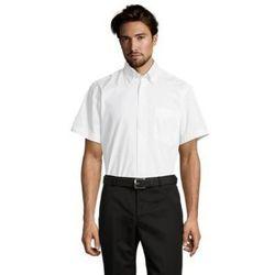 Kleidung Herren Kurzärmelige Hemden Sols BROOKLYN TWILL DAY Blanco