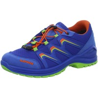 Schuhe Mädchen Sneaker Low Lowa Maedchen MADDOX GTX® LO JUNIOR 340121/6203 blau