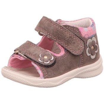 Schuhe Mädchen Babyschuhe Superfit Maedchen 4-00095-20 4-00095-20 grau