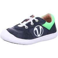 Schuhe Jungen Sneaker Low Vado Schnuerschuhe 95001-101 blau