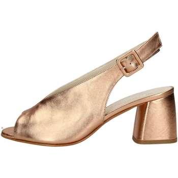 Schuhe Damen Sandalen / Sandaletten Melluso N622 SALMON