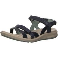 Schuhe Damen Sandalen / Sandaletten Ecco Sandaletten Sandalette CRUISE II 821833 54668 blau