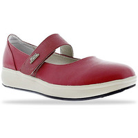 Schuhe Damen Ballerinas Joya Delia Red 534