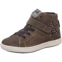 Schuhe Mädchen Sneaker High Vado High 62301 braun
