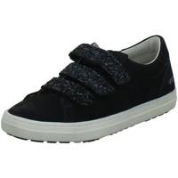 Schuhe Mädchen Sneaker Low Vado Klettschuhe 71001 blau