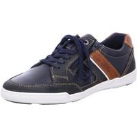 Schuhe Herren Sneaker Low Ara Schnuerschuhe TORBEN 11-16803-02 blau
