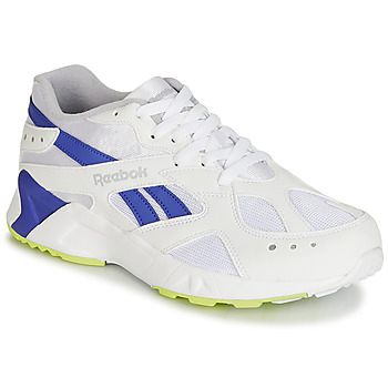 Schuhe Herren Sneaker Low Reebok Classic AZTREK Weiss / Blau