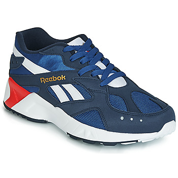 Schuhe Herren Sneaker Low Reebok Classic AZTREK Blau