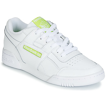 Schuhe Sneaker Low Reebok Classic WORKOUT PLUS MU Weiss