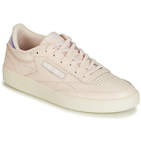 Schuhe Damen Sneaker Low Reebok Classic CLUB C 85 Rose