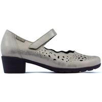 Schuhe Damen Ballerinas Mephisto SCHUHE  IVORA 3764 GRAU