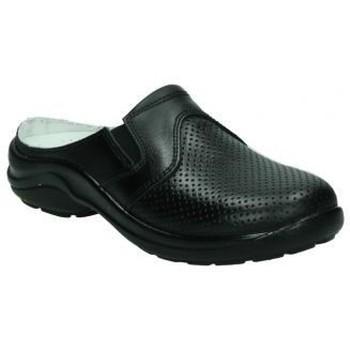 Schuhe Damen Pantoletten / Clogs Luisetti Clogs  0035 frau schwarz Noir