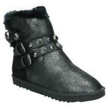 Schuhe Damen Schneestiefel Wrangler WL182670-11 Noir