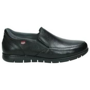 Schuhe Herren Slip on On Foot 8903 Noir