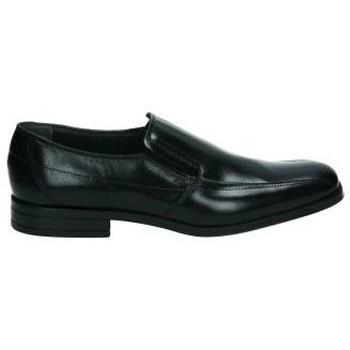 Schuhe Herren Slip on Nuper Schuhe  2632 schwarze ritter Noir