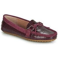 Schuhe Damen Slipper Lauren Ralph Lauren BRILEY Bordeaux