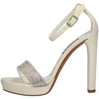 Schuhe Damen Sandalen / Sandaletten Albano 2132 Weiss