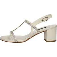 Schuhe Damen Sandalen / Sandaletten Albano 2181 WEISS