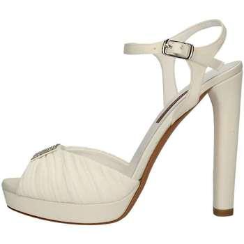 Schuhe Damen Sandalen / Sandaletten Albano 2130 WEISS