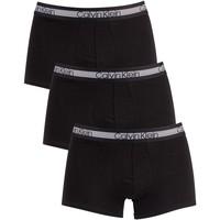 Kleidung Herren Boxershorts/Slips Calvin Klein Jeans Herren 3-Pack-Kühlkoffer, Schwarz schwarz