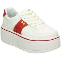 Schuhe Damen Sneaker Low Coolway RUSH rouge