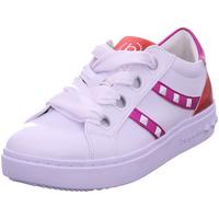 Schuhe Damen Sneaker Low Bugatti - 431636045959 weiß