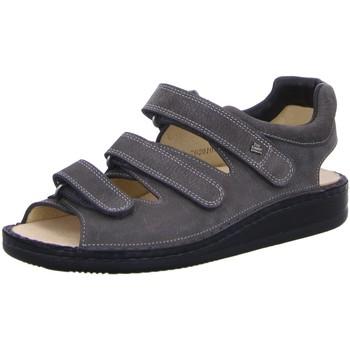 Schuhe Herren Sandalen / Sandaletten Finn Comfort Offene Tunis 01511518218 grau